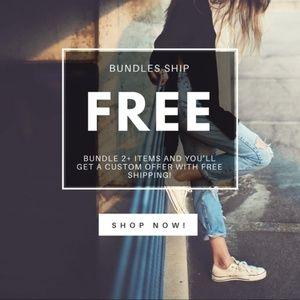 Denim - BUNDLES SHIP FREE!